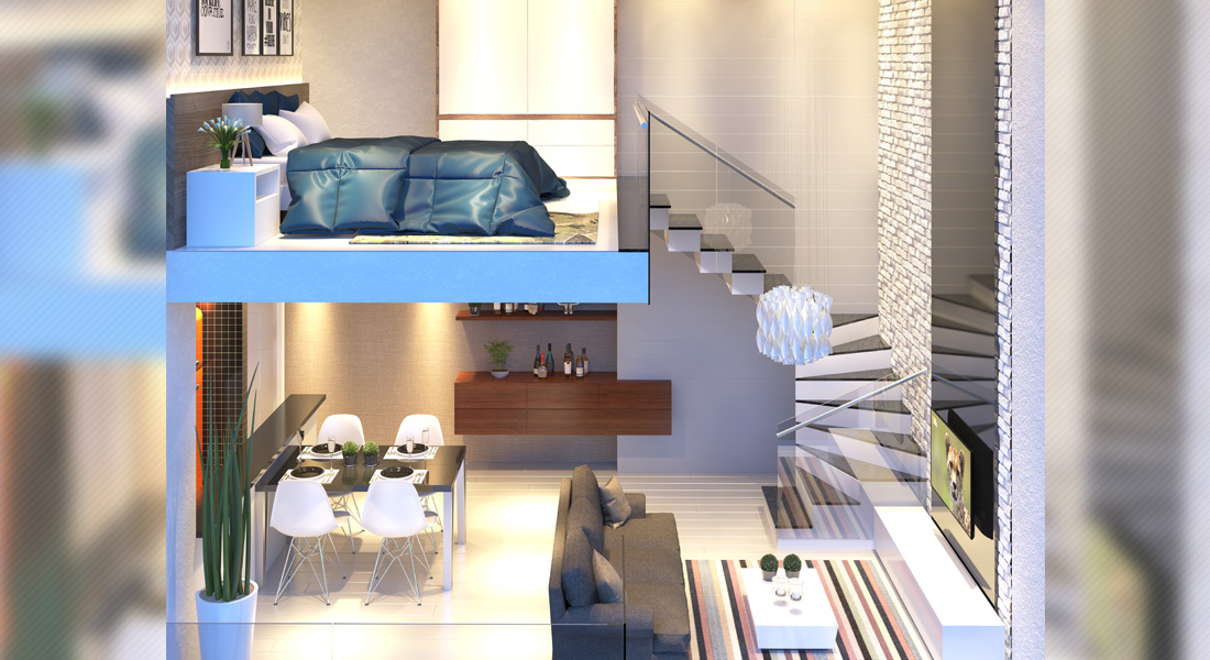 Duplex - 94m² - Notting Hill