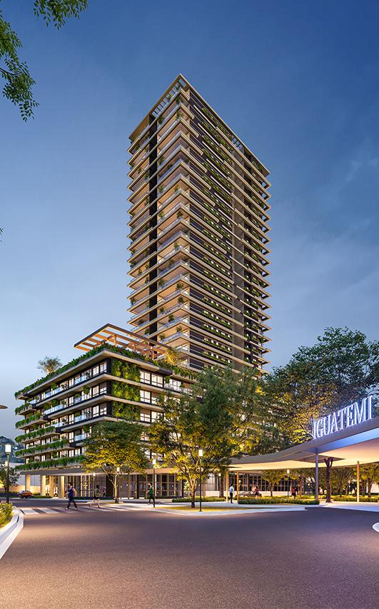 Brickell Iguatemi - Apartamentos em Sorocaba