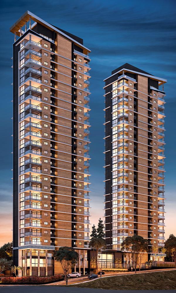 D.O.C Campolim - Apartamentos em Sorocaba