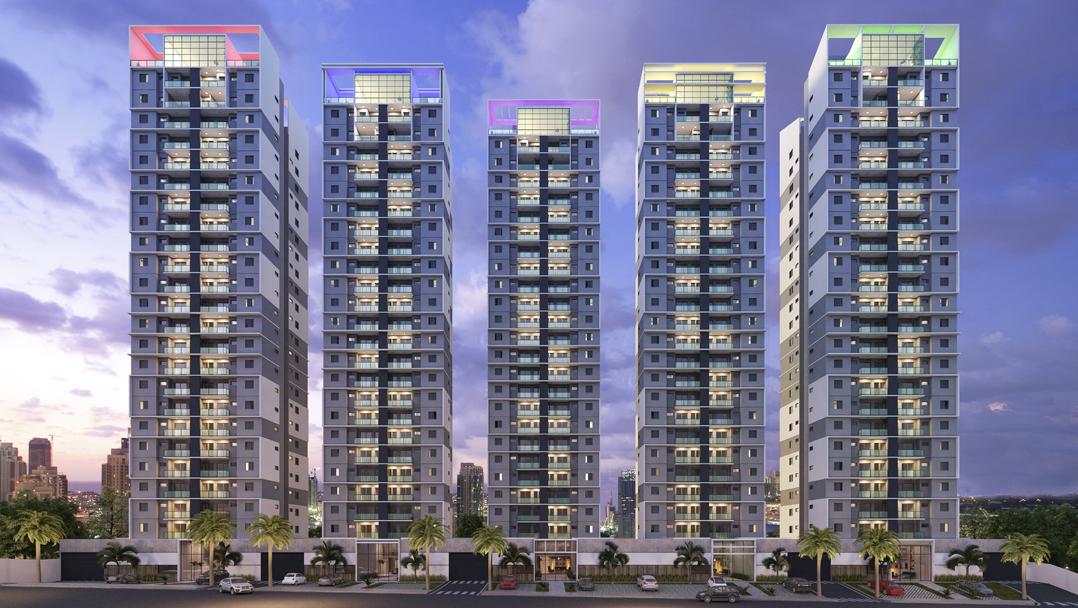 Le Monde Campolim - Apartamentos em Sorocaba