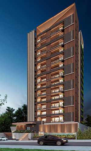 Lumio Cambuí - Apartamentos em Campinas