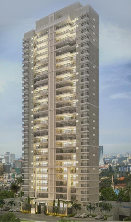 Tom Jobim - Apartamentos em Sorocaba