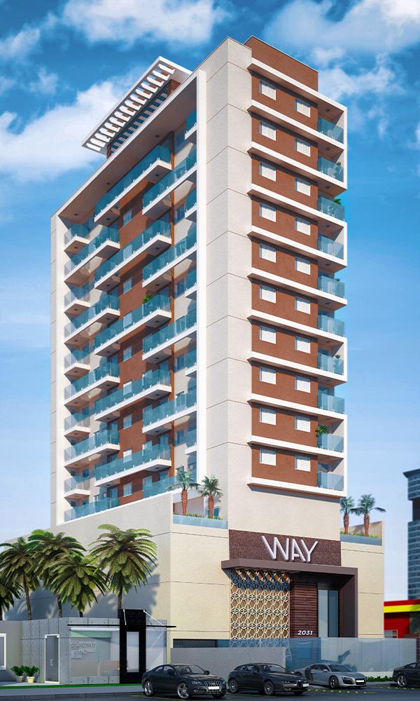 Way Compact Premium - Apartamentos em Sorocaba